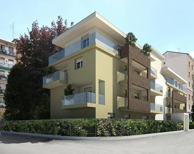 Appartamento parzialmente arredato in affitto Rif. 8560166