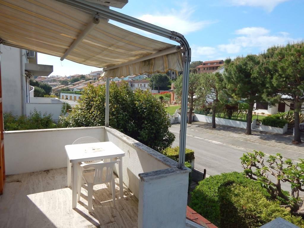 Marcelli, monolocale con terrazzo – RIF VM35