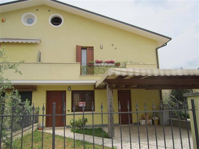 Miniappartamento in vendita a Ponte di Nanto, con giardino e