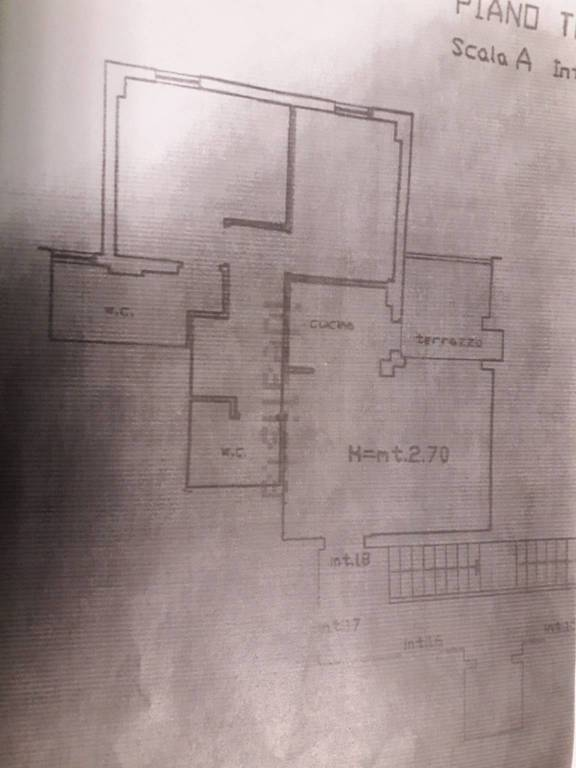 Appartamento in ottime condizioni arredato in vendita Rif. 8563377