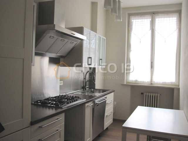 Appartamento in buone condizioni parzialmente arredato in affitto Rif. 8575427