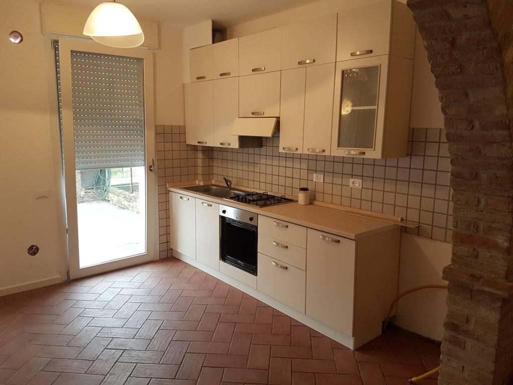 Villetta a schiera in ottime condizioni parzialmente arredato in affitto Rif. 8573786