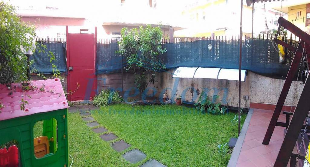 IMMOBILE 100 mq, giardino e garage doppio zona Policlinico