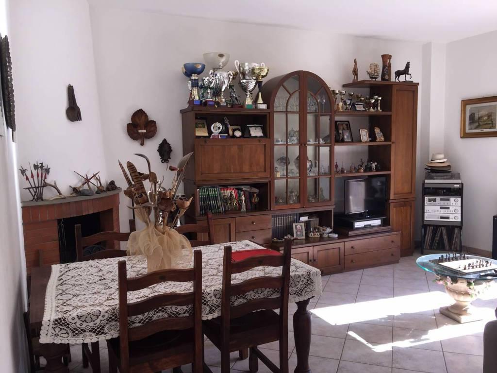 Appartamento in buone condizioni in vendita Rif. 8576049