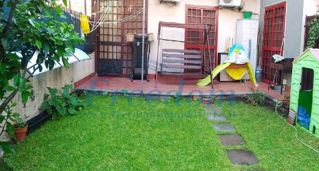 Appartamento di tre vani Gravina di Catania zona Fasano