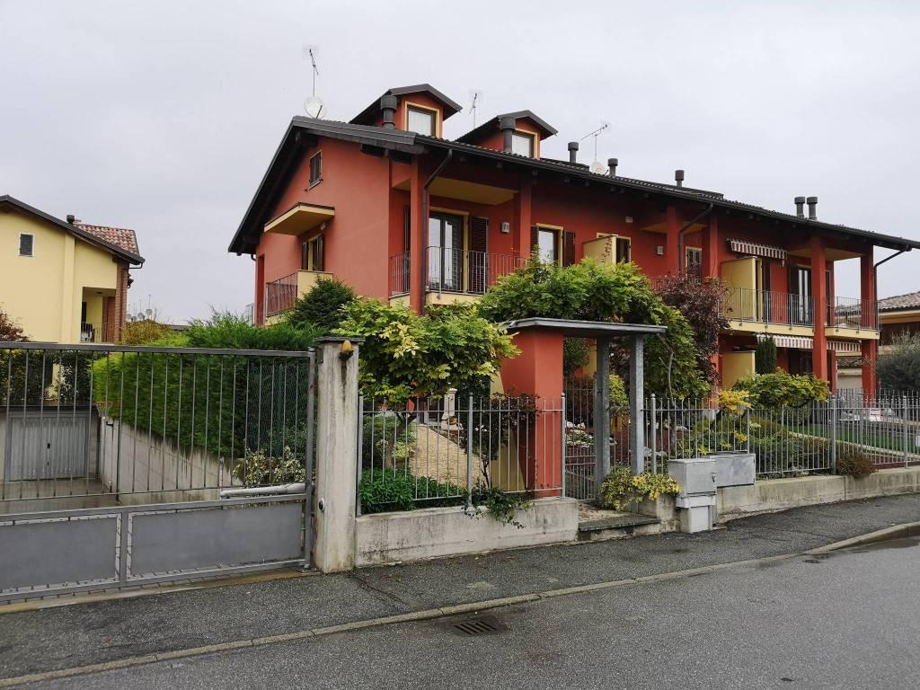 Foto 1 di Villetta a schiera via Giovanni Armandi, Savigliano