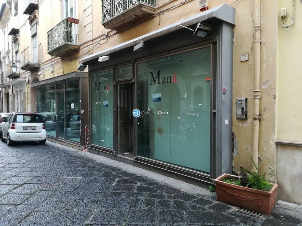 Locale commerciale - via San Giovanni Rif. 8608605