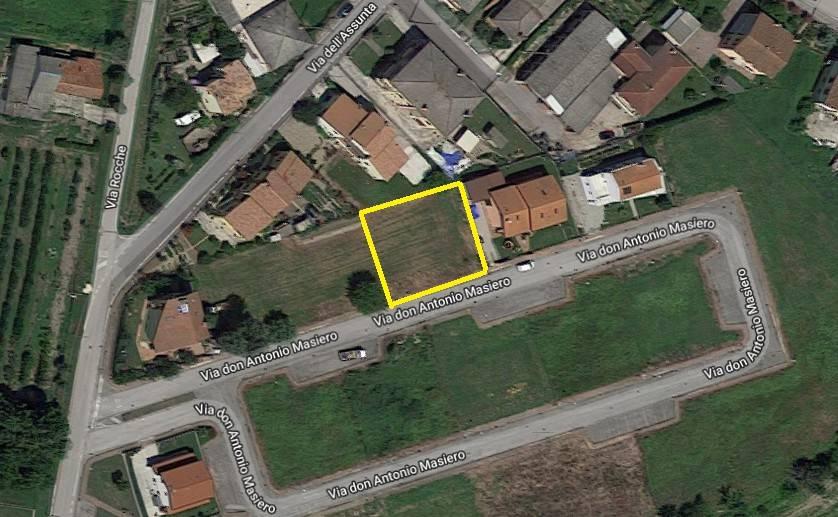 Terreno edificabile per villa a Bovolenta frazione Rif. 8610200