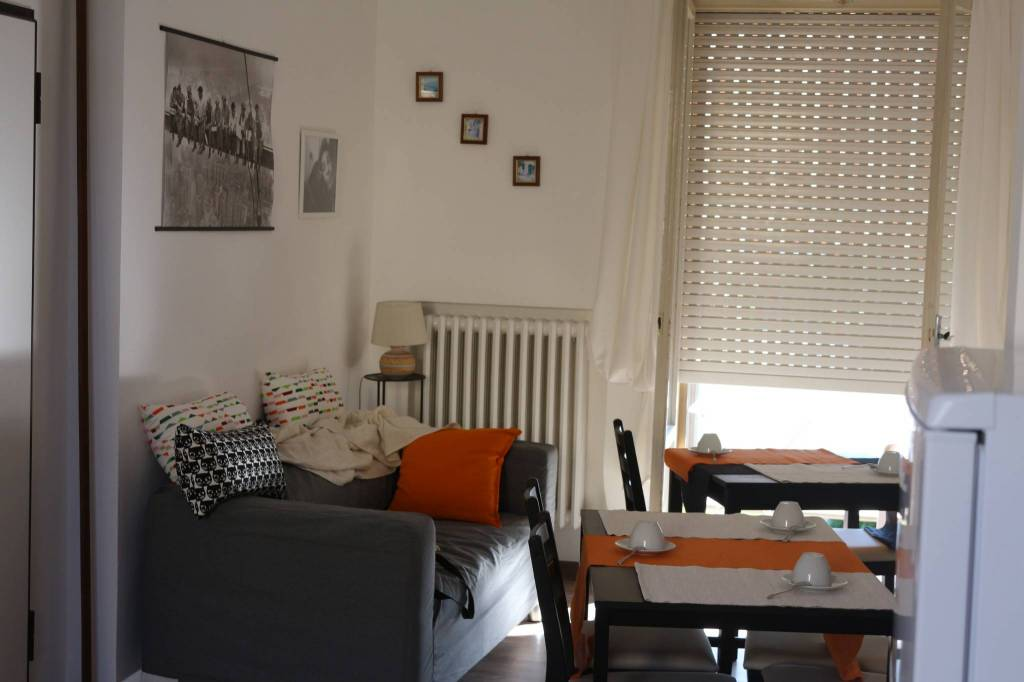 Appartamento in ottime condizioni parzialmente arredato in vendita Rif. 8609197
