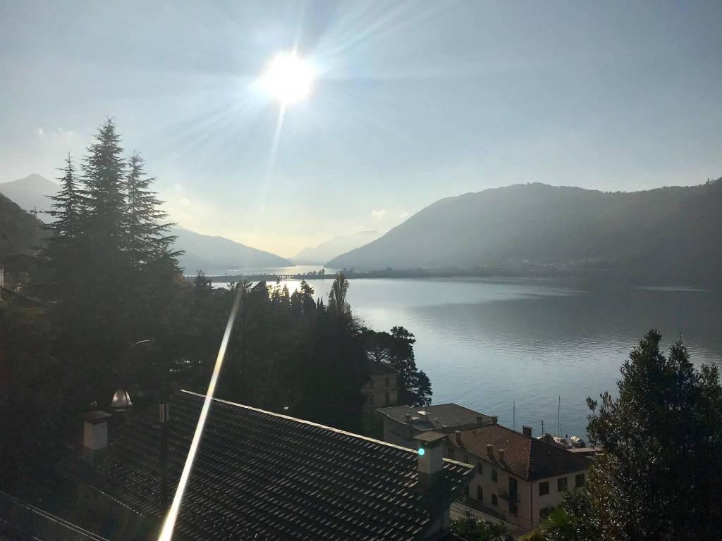 Campione d'Italia, appartamento di 3,5 locali con vista lago