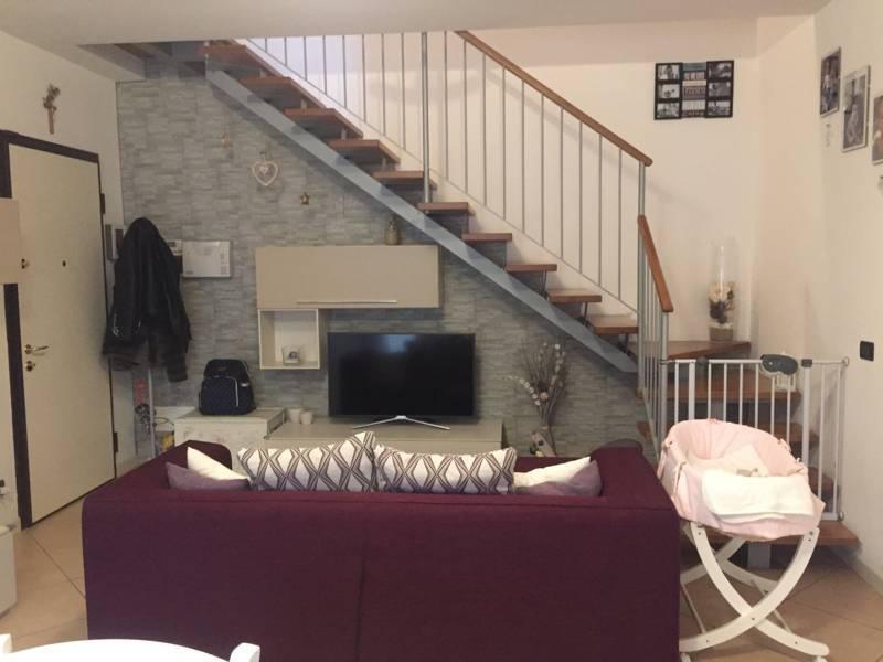 Ampio appartamento su due livelli