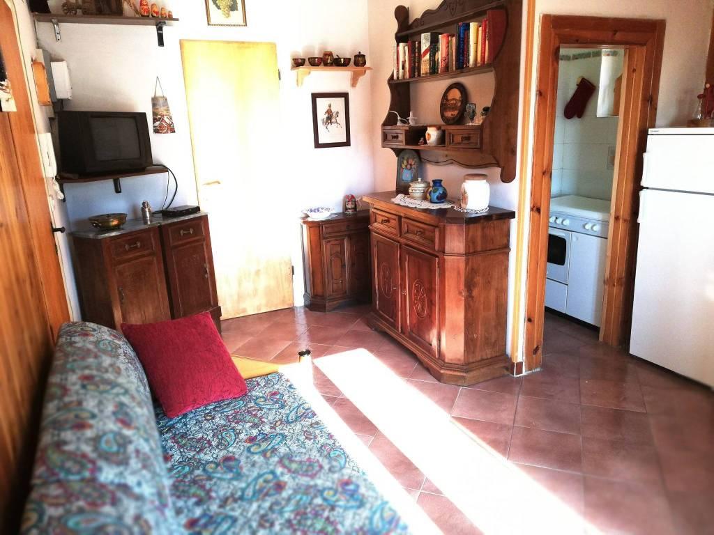 Appartamento in buone condizioni arredato in vendita Rif. 8620024