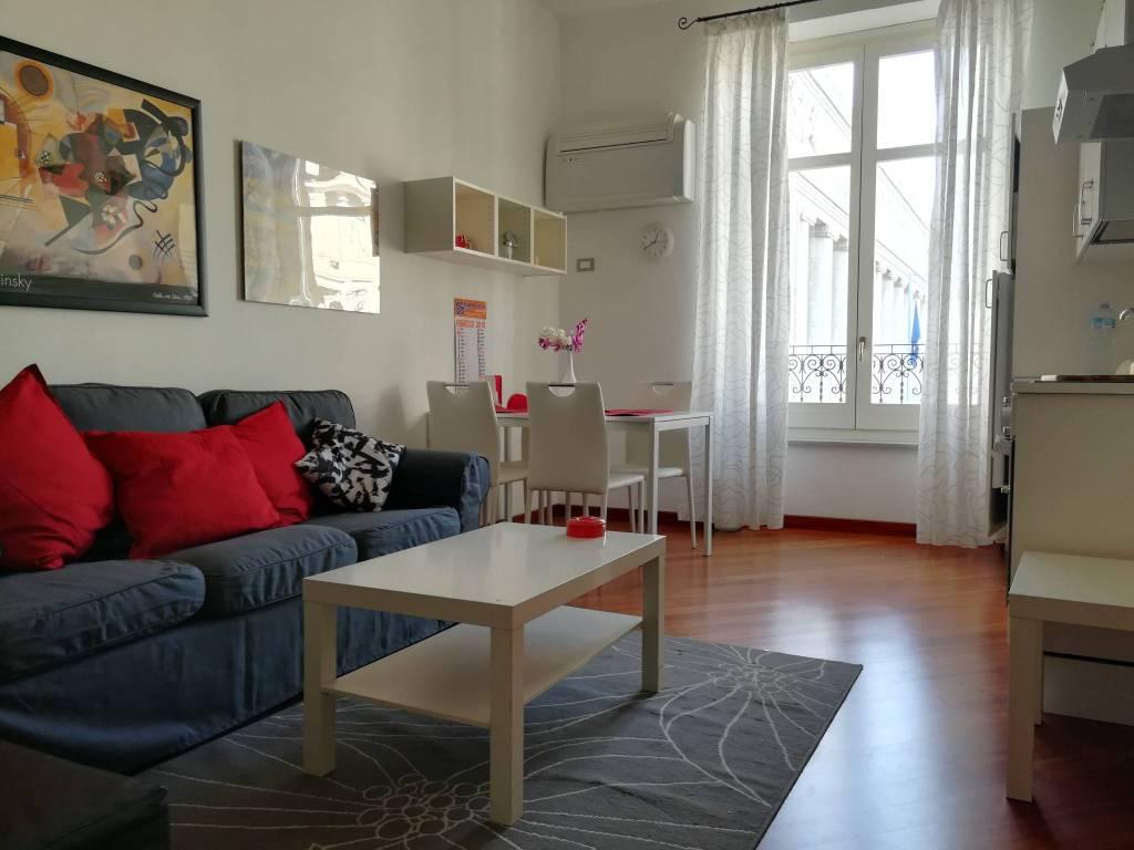 Appartamento in ottime condizioni arredato in affitto Rif. 8648971