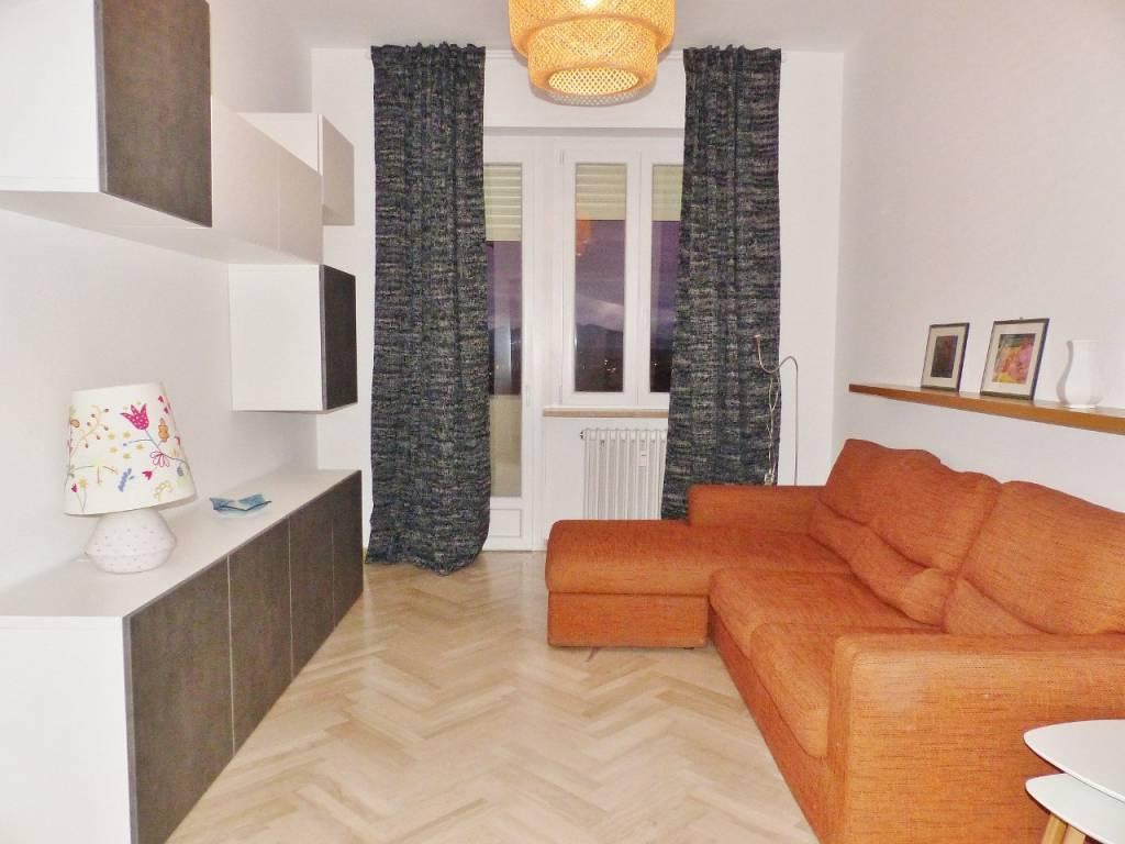 Appartamento in ottime condizioni arredato in affitto Rif. 8619411