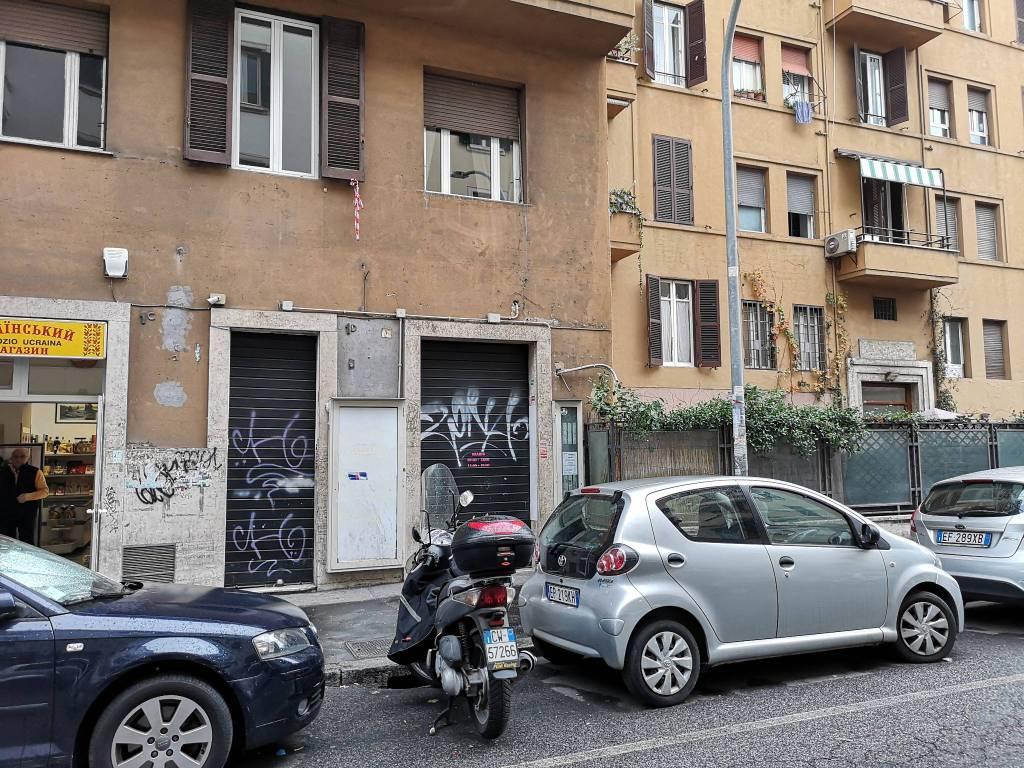 Negozio / Locale in vendita a Roma, 1 locali, zona Zona: 17 . Aventino, San Saba , Piramide, prezzo € 98.000 | CambioCasa.it