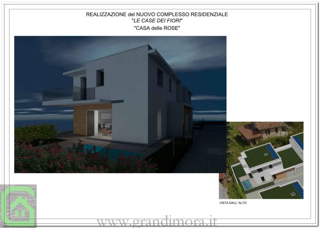 Villa in vendita a Pian Camuno, 4 locali, prezzo € 290.000   CambioCasa.it