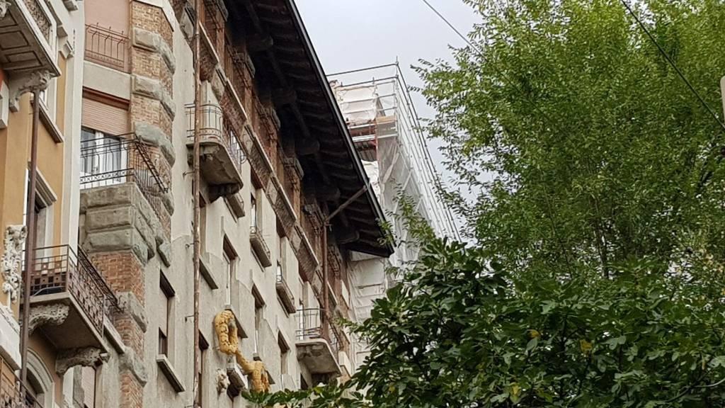 Tre stanze in affitto Salita Trenovia