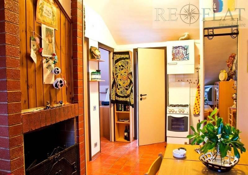 Attico / Mansarda in buone condizioni in vendita Rif. 8660787