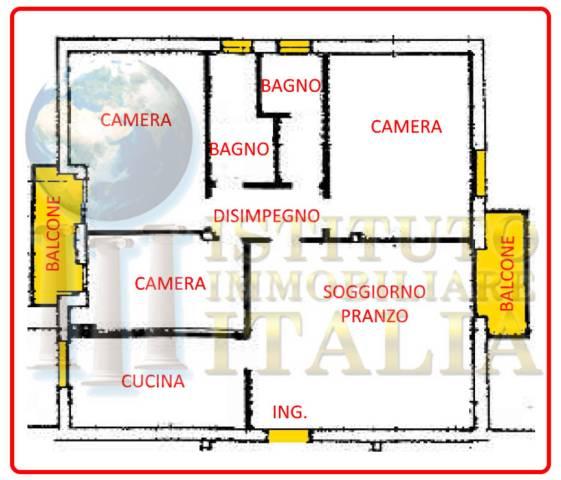 Foto 2 di Appartamento Via A.Zara 2, Imola