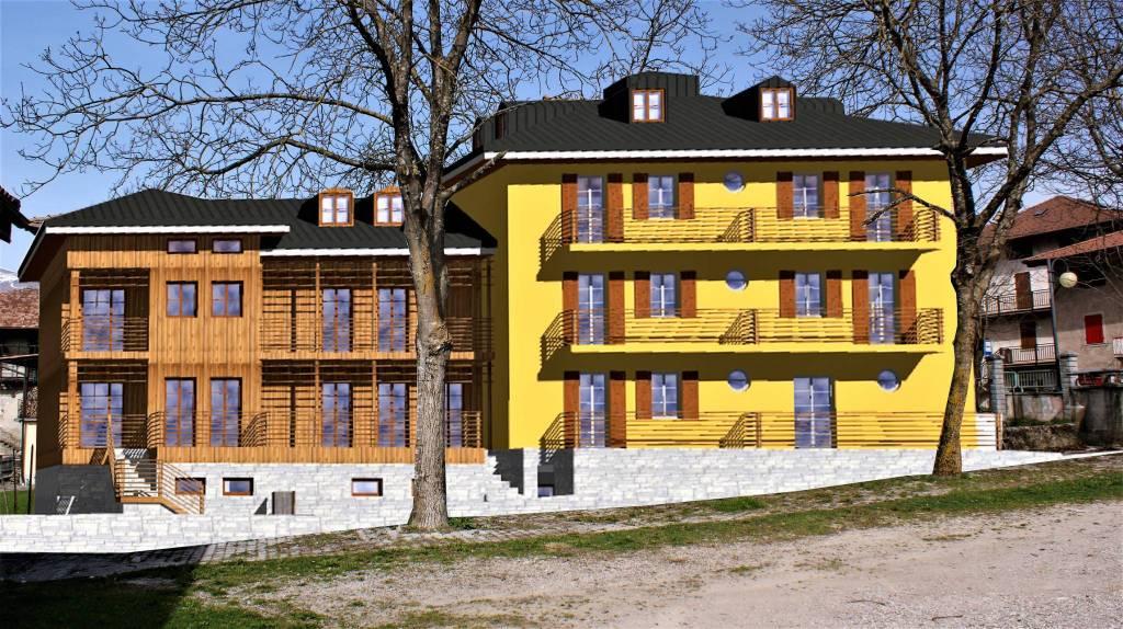 Villa a Schiera in vendita a Fiavè, 5 locali, prezzo € 138.000 | CambioCasa.it