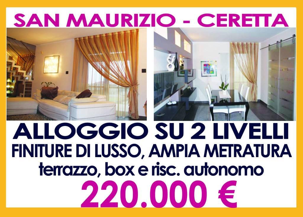 Appartamento in vendita a San Maurizio Canavese, 5 locali, prezzo € 220.000 | CambioCasa.it