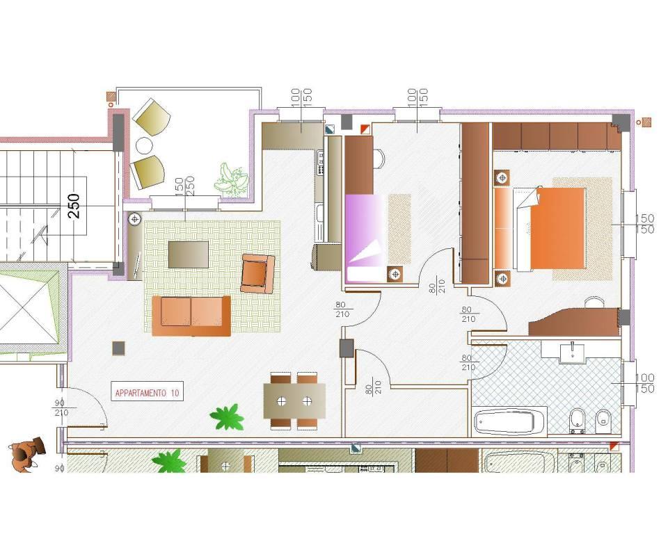 Appartamento in vendita a San Martino Siccomario, 3 locali, prezzo € 152.000 | CambioCasa.it