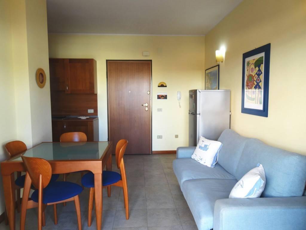 Appartamento in buone condizioni arredato in vendita Rif. 8703210