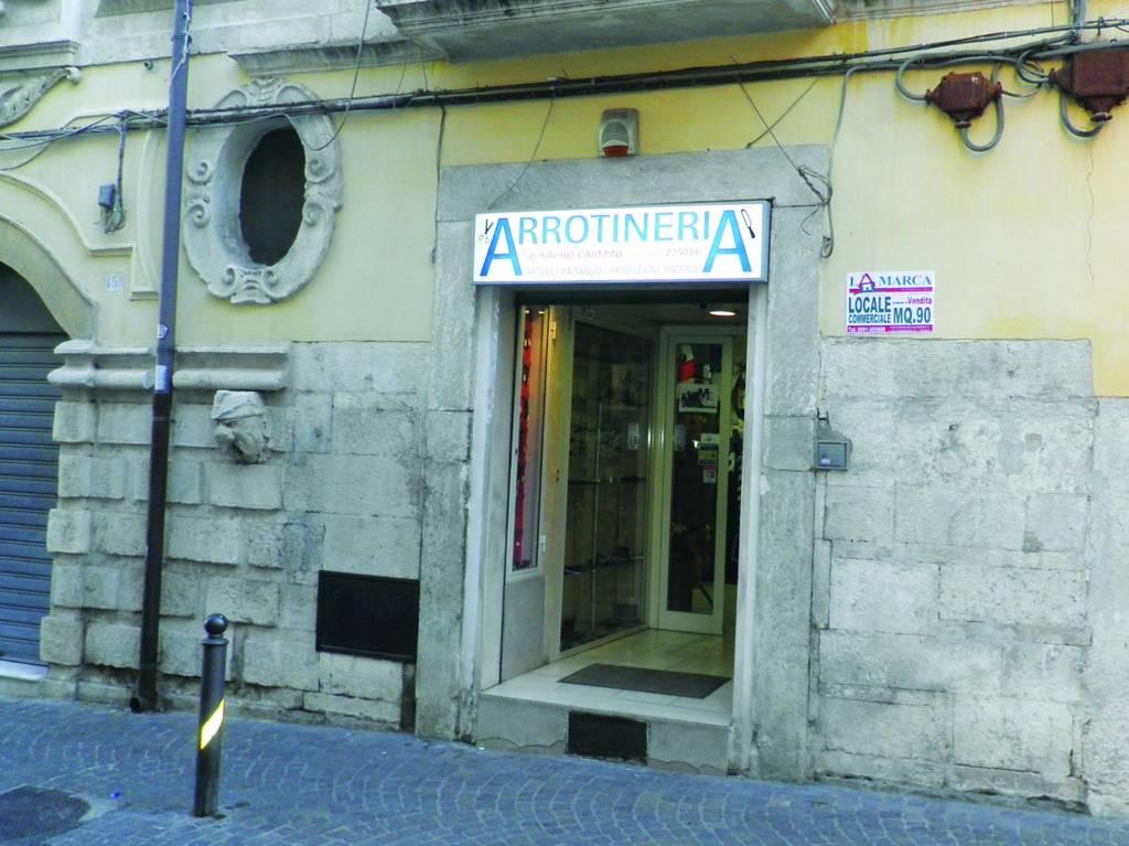 Corso Vittorio Emanuele II - Zona Centro Storico