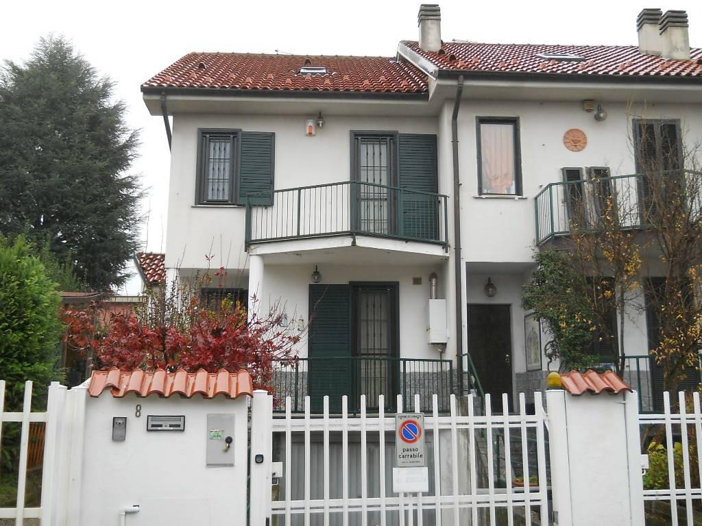 Villa a Schiera in vendita a Lomazzo, 5 locali, prezzo € 265.000 | PortaleAgenzieImmobiliari.it