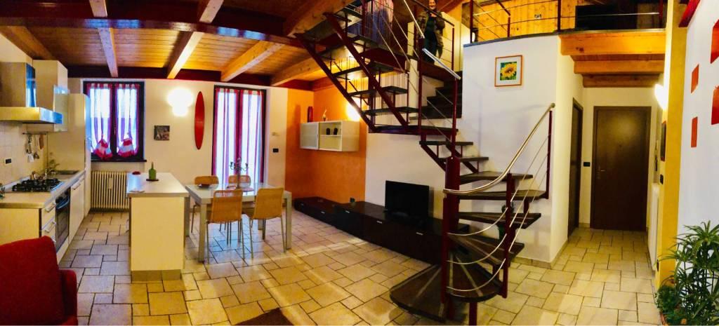 Appartamento in ottime condizioni arredato in affitto Rif. 8341741