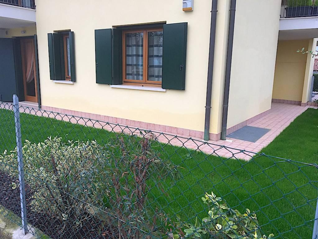 Grazioso trilocale con giardino a 3 km da Castelfranco