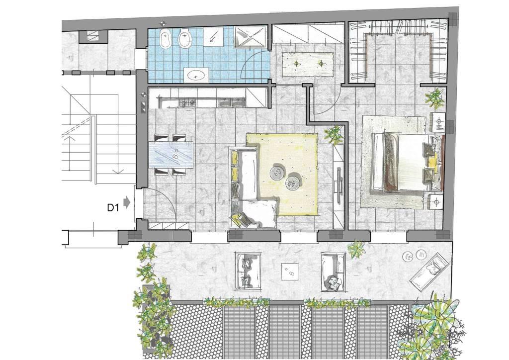 Appartamento in vendita a Inzago, 2 locali, prezzo € 165.500 | CambioCasa.it