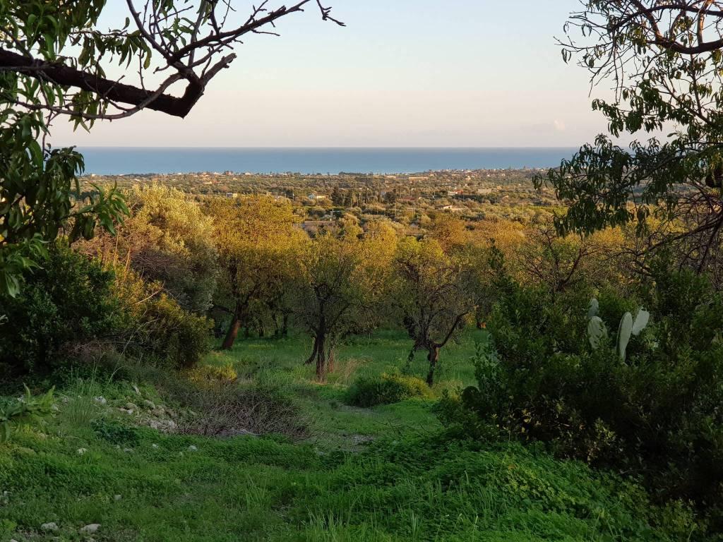 Terreno Vista Mare, contrada Mammanelli