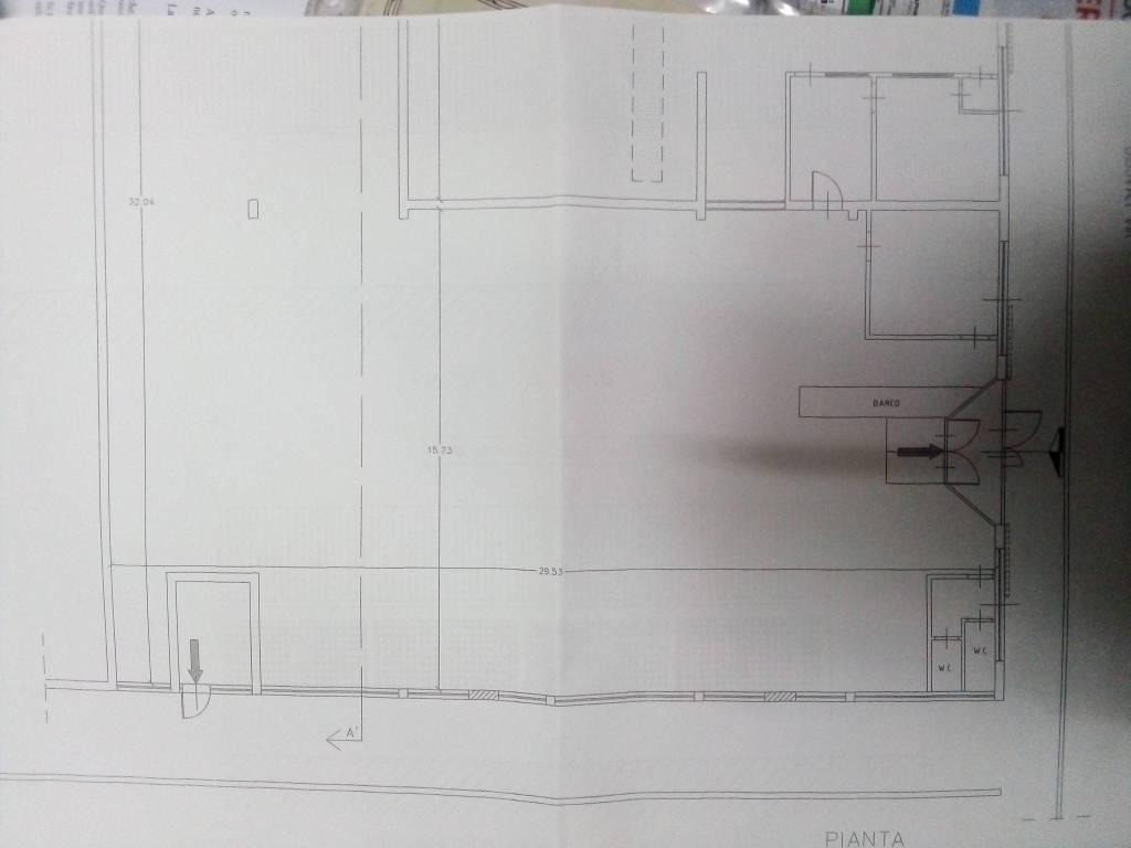 Montemurlo capannone commerciale in affitto Rif. 8733094