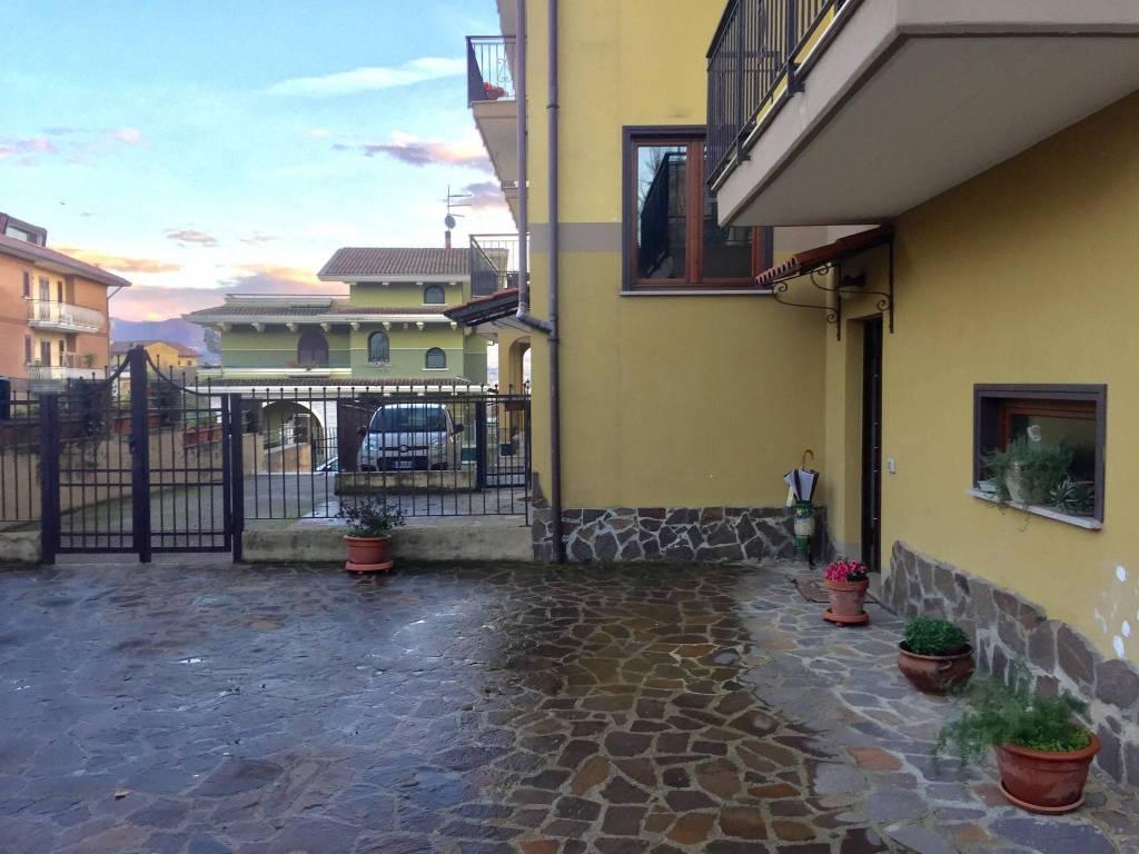 Appartamento in condominio con ingresso indipendente