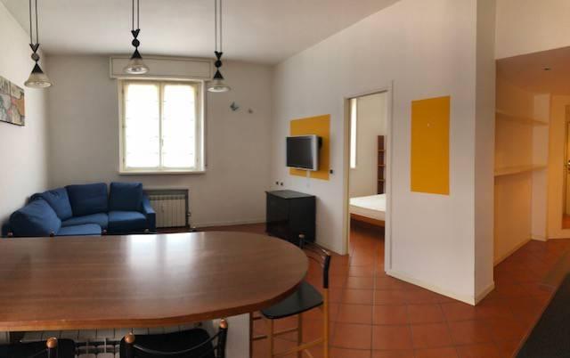Appartamento in buone condizioni parzialmente arredato in vendita Rif. 8735358