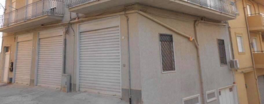 Canicatti locasi magazzino per uso deposito zona Ospeale Rif. 8734946