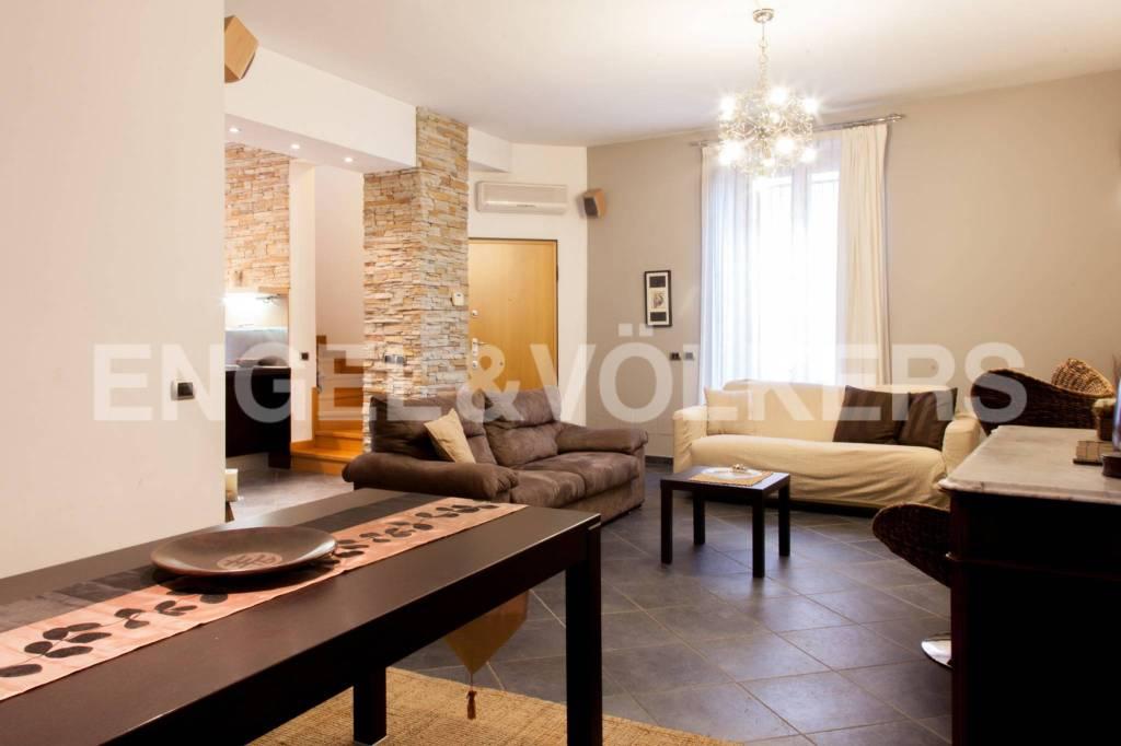 Appartamento in ottime condizioni parzialmente arredato in vendita Rif. 8737147