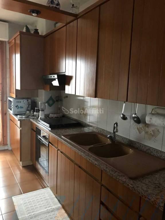 Appartamento in ottime condizioni parzialmente arredato in affitto Rif. 9016148