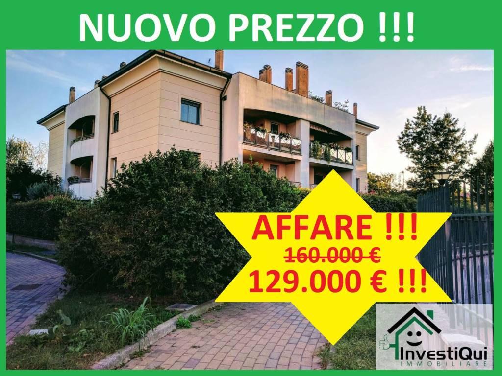 Appartamento in buone condizioni parzialmente arredato in vendita Rif. 7912471