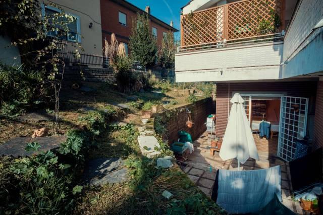 Appartamento in centro con giardino