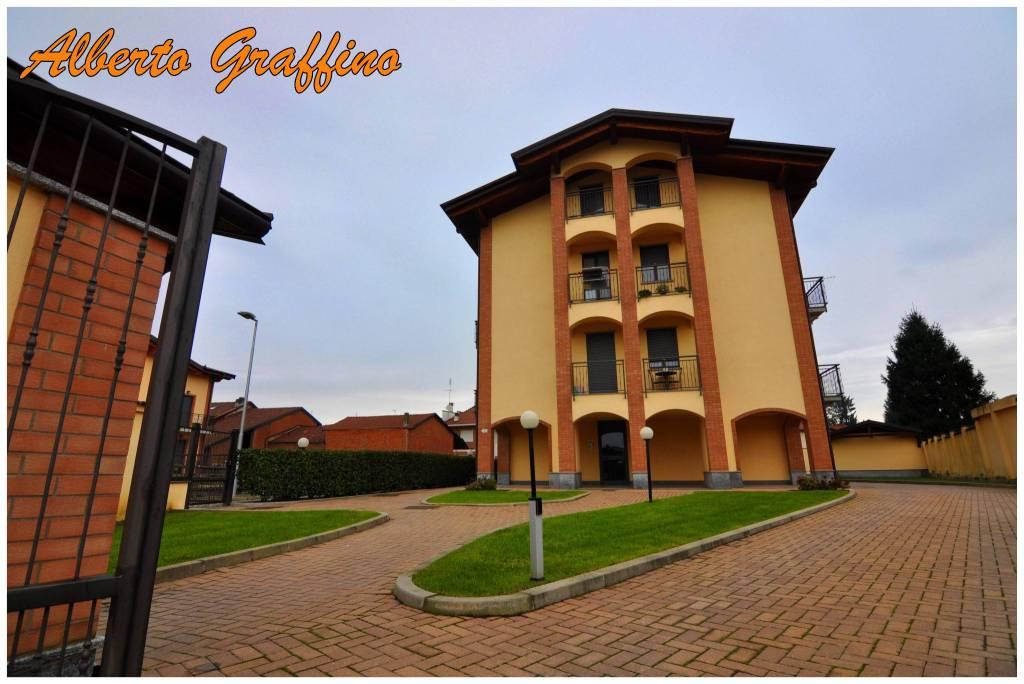 Appartamento in affitto a San Benigno Canavese, 4 locali, prezzo € 520   CambioCasa.it