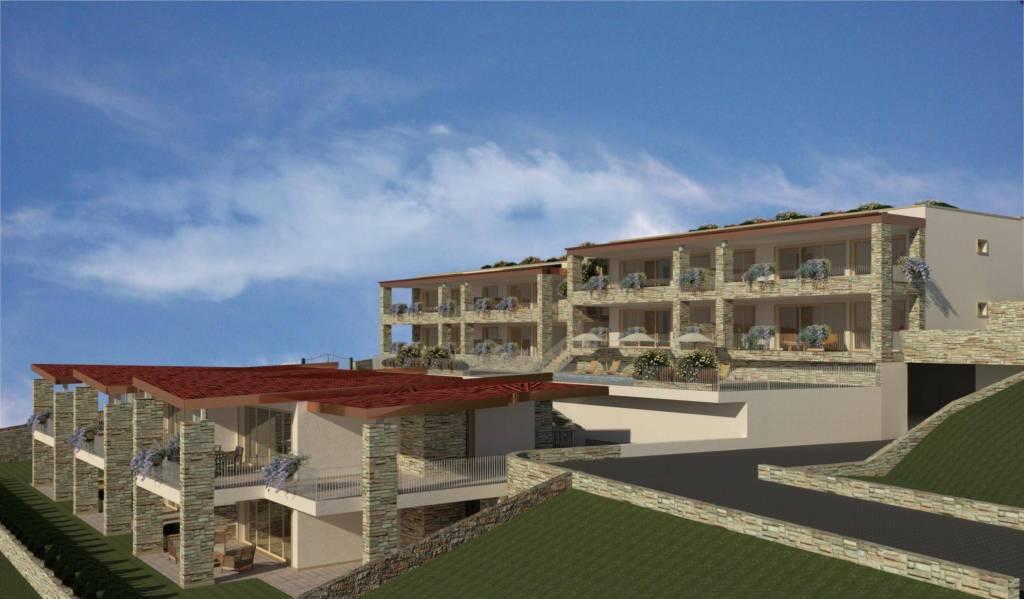 8 Appartamenti nuovi sul Lago di Garda