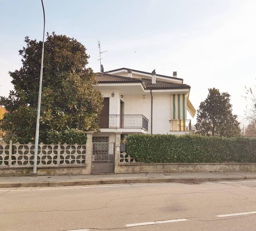 Villa in vendita via Roma Candiolo