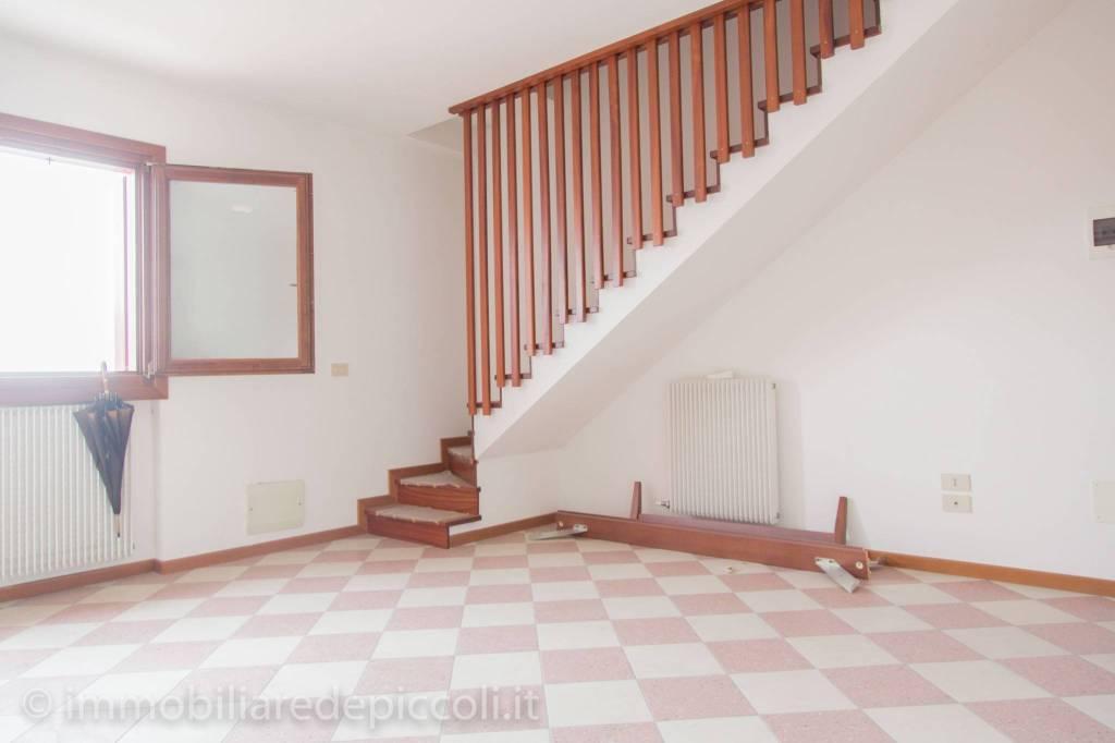 Appartamento 3 camere su due livelli