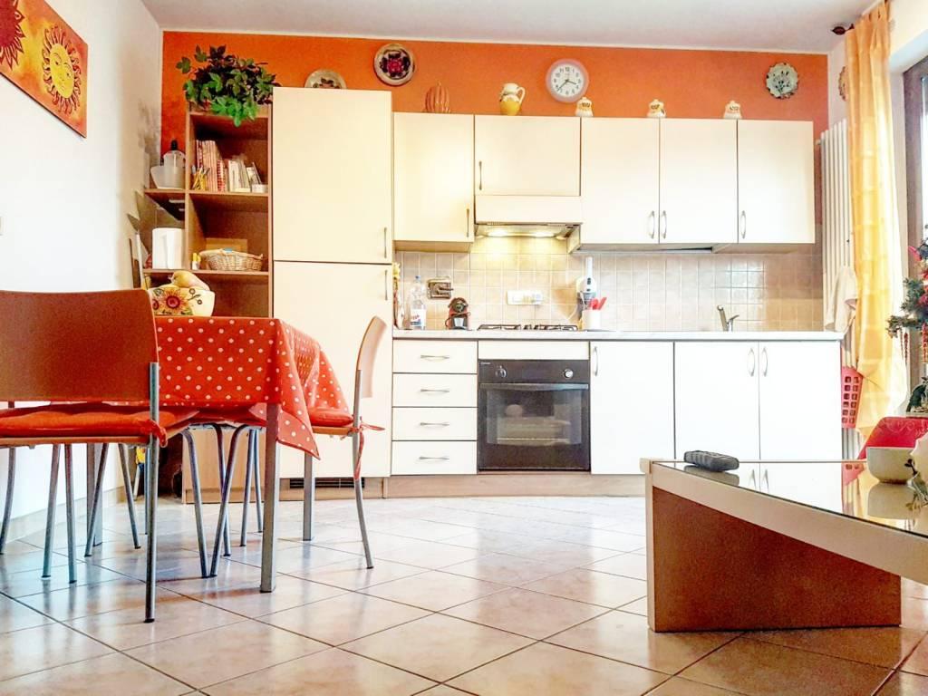 Appartamento in vendita via Assietta Candiolo