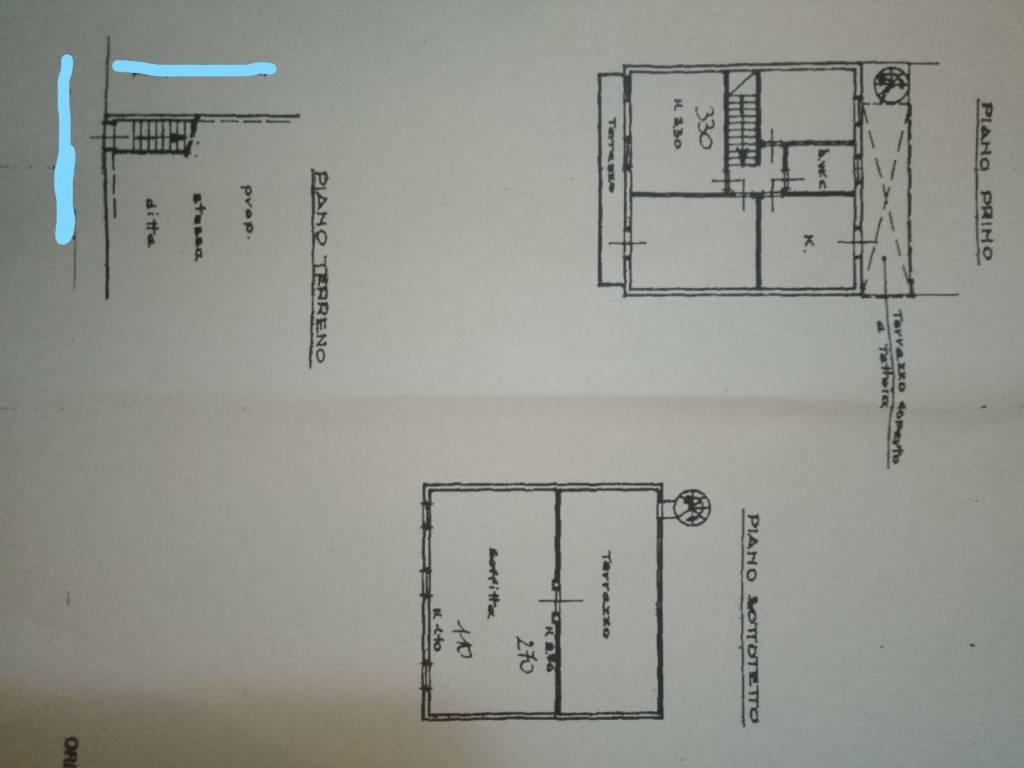 Casa Indipendente da ristrutturare in vendita Rif. 8774940
