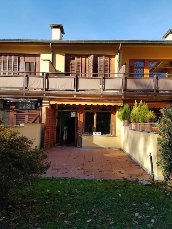 Villetta a schiera in ottime condizioni arredato in affitto Rif. 8774175