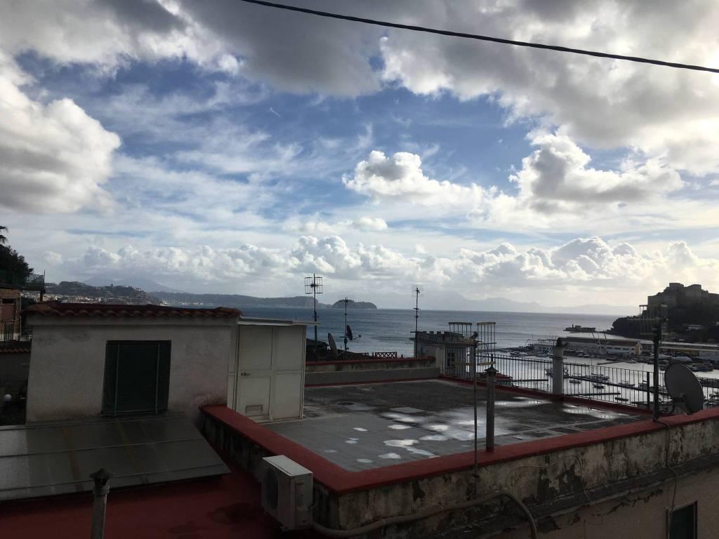 2 Vani + Acc. Panoramico a Baia