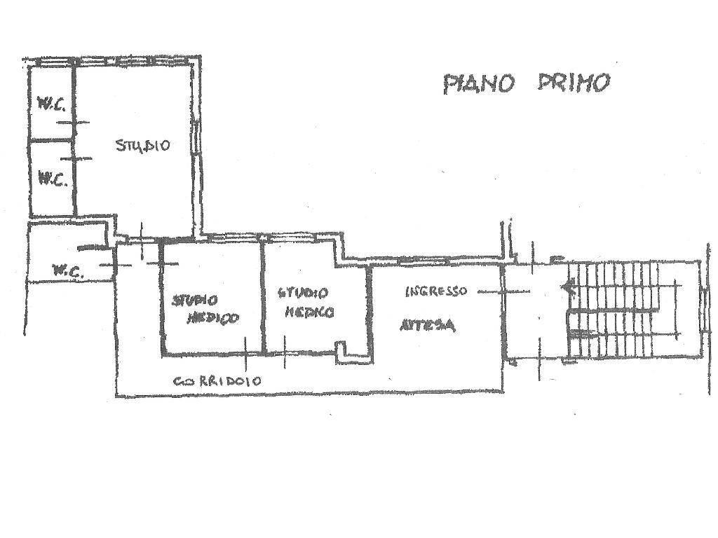 Ufficio / Studio in Vendita a Agliana